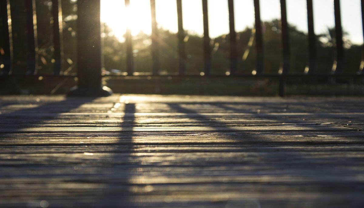 Timber or Steel Decking