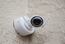 Install a Security Camera in Your Home
