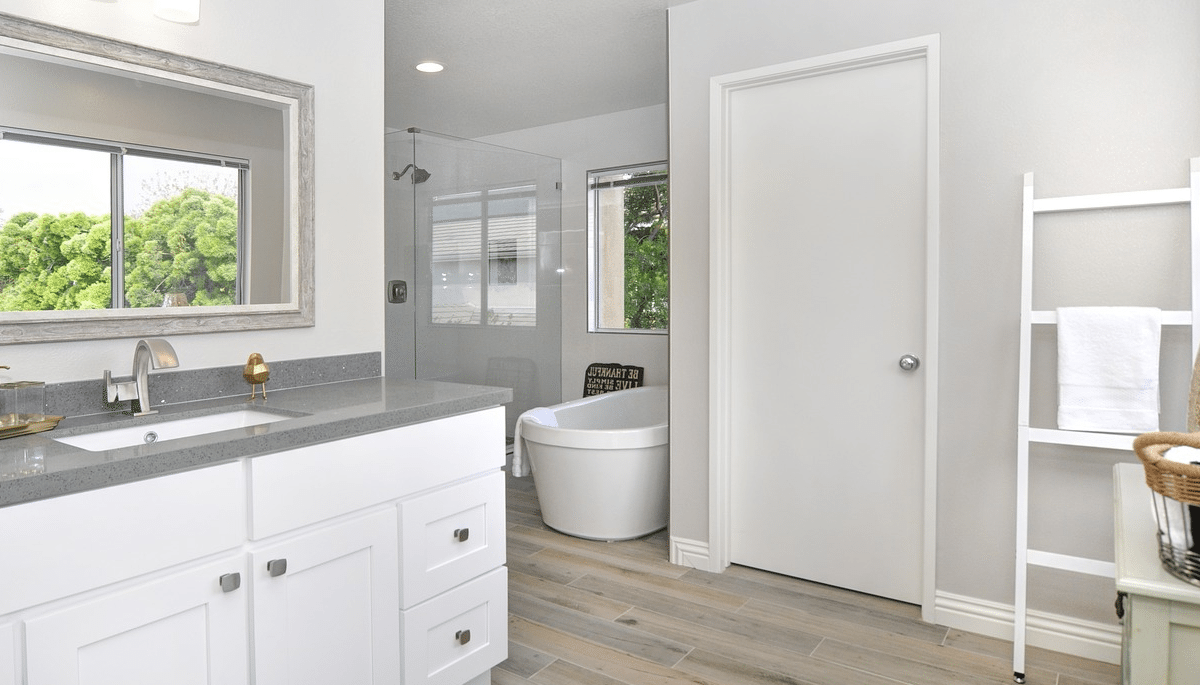 Remodel the Bathroom on Budget