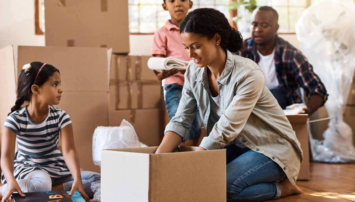 What to Unpack First in Your New Home