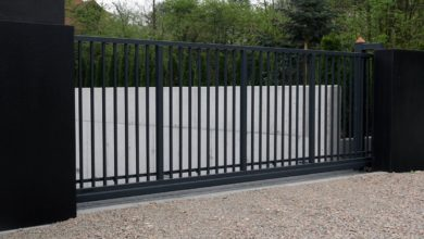 Enhance Its Beauty With Gates And Fences