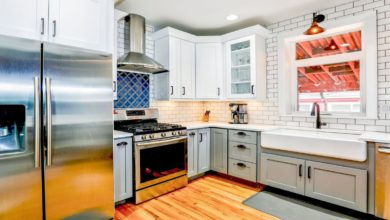 Photo of 5 Quick and Easy Kitchen Projects You Can Do Yourself