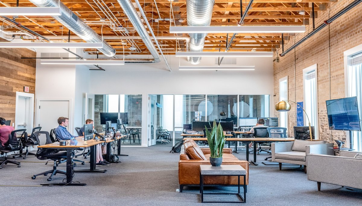 Ways Create Modern Eco-Friendly Office Space