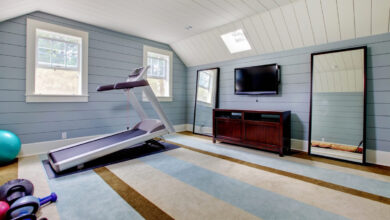 Photo of Can a Home Gym Add Value to Your Home?