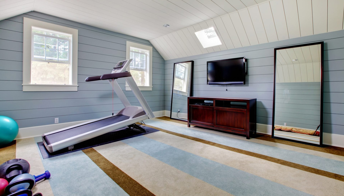 Can a Home Gym Add Value to Your Home?