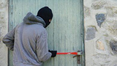 Protect House Burglars