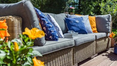 Ways to Liven Up Your Patio for Spring