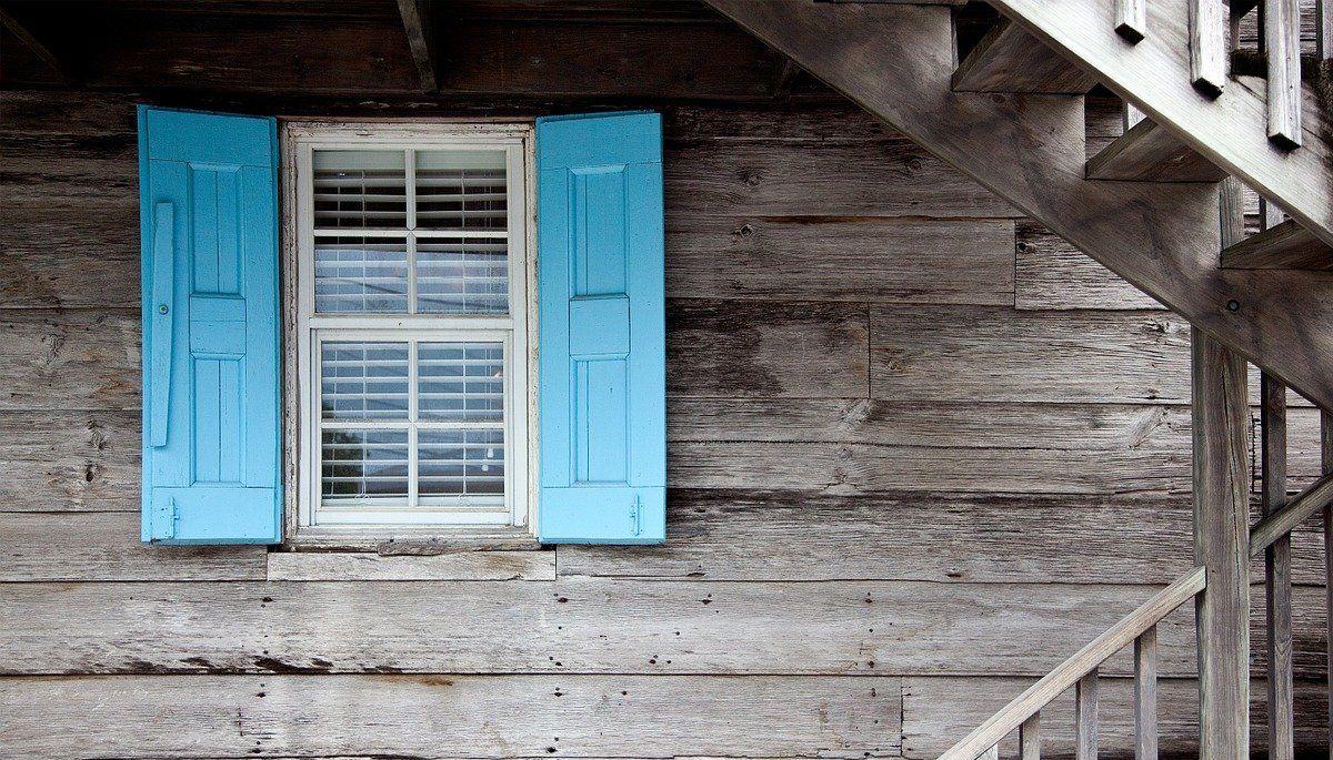 Worried Wooden Windows