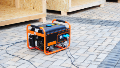 Photo of 5 Quick Tips for Choosing and Using a Generator Safely